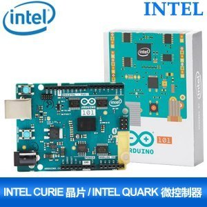 Intel Genuino 101 內建 CPU主機板