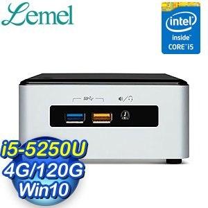 LEMEL 聯強【QPC-Core i5】i5四核心 迷你電腦
