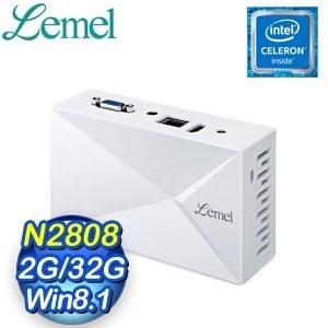 LEMEL 聯強 LX1+VPC32-WESC 智慧電腦棒