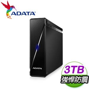 ADATA 威剛 HM900 3TB 3.5吋 USB3.1外接硬碟