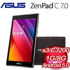 ASUS 華碩 ZenPad C 7.0 Z170CX 四核平板 《黑》