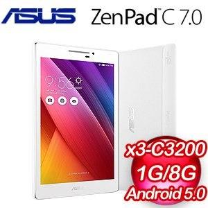 ASUS 華碩 ZenPad C 7.0 Z170CX 四核平板 《白》