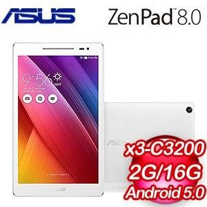 ASUS 華碩 ZenPad C 8.0 Z380C 四核平板 《白》