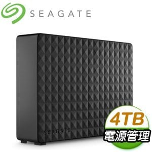 Seagate 希捷 新黑鑽 4TB 3.5吋 USB3.0 外接式硬碟(STEB4000300)