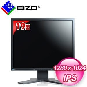 EIZO 藝卓 FlexScan S1933-H 黑19吋 液晶螢幕