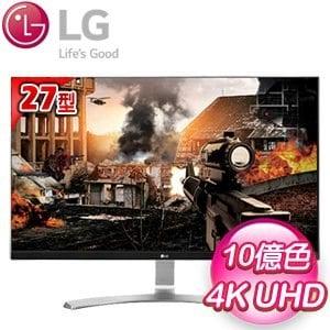 LG 樂金 27UD68-W 27型 4K AH-IPS 電競螢幕