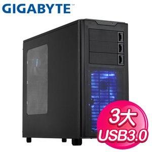 Gigabyte 技嘉 Horus P2 U3黑3大 電腦機殼