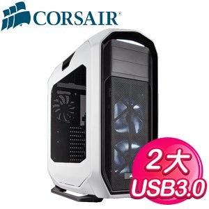 Corsair 海盜船 【780T】 USB3.0 白2大 電腦機殼