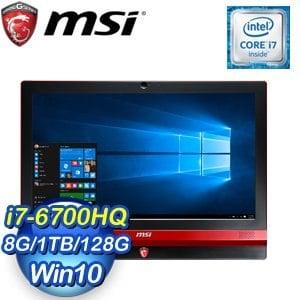 MSI 微星 Gaming 24 6QE-014TW-R7670H8G1T0DS10MHANXH AIO液晶電腦