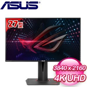 ASUS 華碩 PG27AQ 27型 4K IPS 電競液晶螢幕