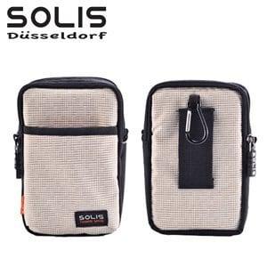 【SOLIS】多功能萬用包-多比 Dobby-白千鳥(B07007)