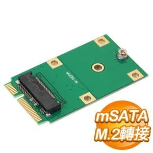 EQ M.2轉MSATA轉接卡(2242)