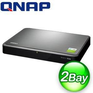 QNAP 威聯通 HS-251+ 2Bay NAS 網路儲存伺服器