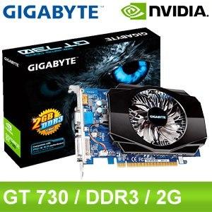 Gigabyte 技嘉 GV-N730-2GI PCIE 顯示卡《原廠三年保固》