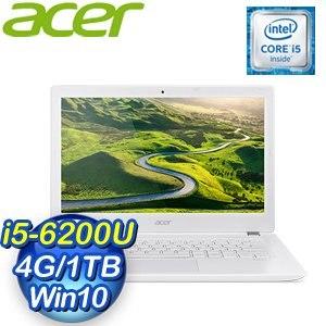 Acer 宏碁 V3-372-55KU 13.3吋 筆記型電腦《白》