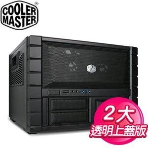 Cooler Master HAF XB 黑2大 ATX電腦機殼~透明上蓋版 RC~902