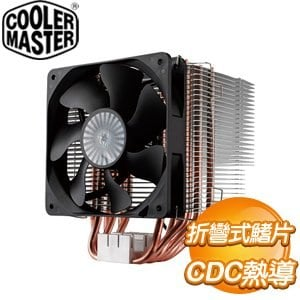 Cooler Master 酷碼 Hyper 612 ver. 2 CPU散熱器