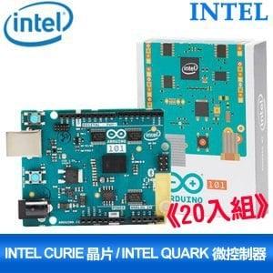 Intel Genuino 101 內建 CPU主機板《20入組》