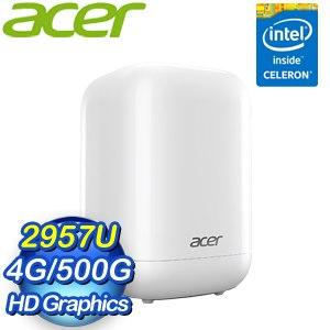 ACER 宏碁 RL85_PW2957U(2975U/4G/500G) 桌上型電腦