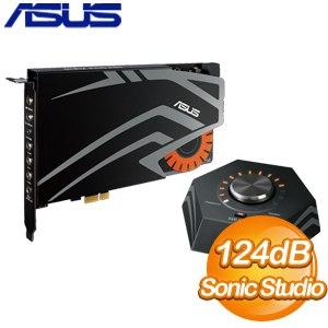ASUS 華碩 STRIX RAID DLX PCI-E 音效卡