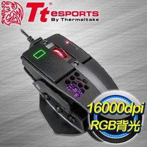 Thermaltake 曜越 Level 10 M 進階版 雷射電競滑鼠