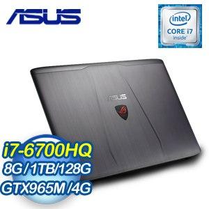 ASUS 華碩 GL552VL-0023B6700HQ 筆記型電腦
