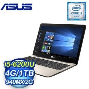 ASUS 華碩 X556UQ-0101C6200U 筆記型電腦