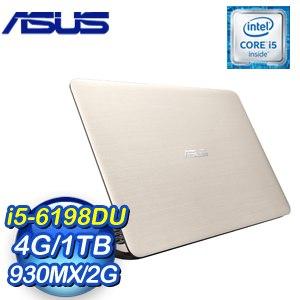 ASUS 華碩 X556UR-0131C6198DU 筆記型電腦