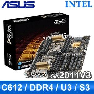 ASUS 華碩 Z10PE-D16 WS C612 LGA2011 V3 伺服器主機板《原廠三年保固》