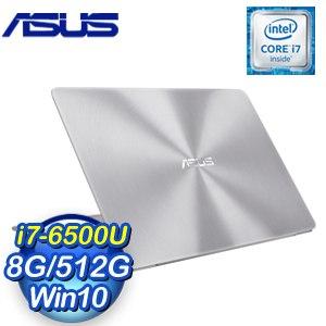 ASUS 華碩 UX330UA-0041A6500U 筆記型電腦《金屬灰》