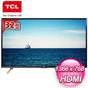 TCL 32吋 LED液晶顯示器+視訊盒L32D2700
