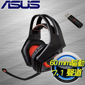 ASUS 華碩 STRIX Wireless 梟鷹無線電競耳麥