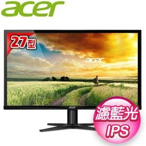 ACER 宏碁 G277HL 27型 IPS濾藍光不閃屏液晶螢幕