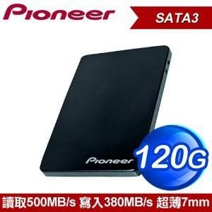 Pioneer 先鋒 APS-SL2 120G SSD 固態硬碟