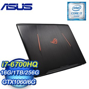 ASUS 華碩 GL702VM-0051A6700HQ 筆記型電腦