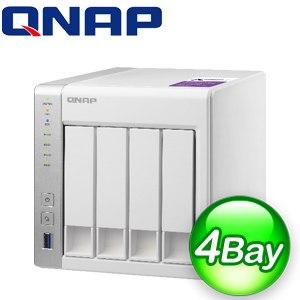 QNAP 威聯通 TS~431P 4Bay NAS 儲存伺服器