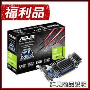 福利品》ASUS華碩GT610 SL/2GD3-L PCIE 顯示卡