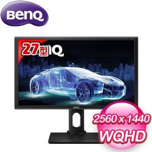 BenQ 明基 PD2700Q 27型 IPS專業色彩管理螢幕