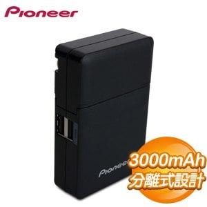 Pioneer 先鋒 APS-AP3000 3000mAh 行動電源《黑》