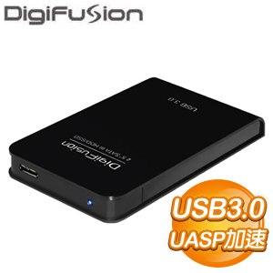 伽利略 329U3SB USB3.0 2.5吋 SATA3 硬碟外接盒《黑》