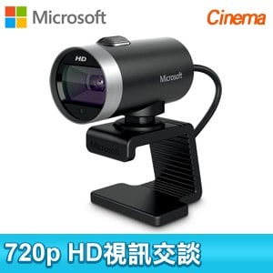 Microsoft 微軟 LifeCam Cinema 網路攝影機