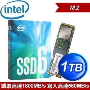 Intel 600P 1TB M.2 SSD 固態硬碟