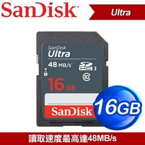 SanDisk Ultra SDHC 16G 記憶卡