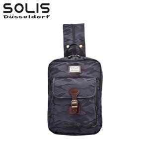 【SOLIS】City Classic平板電腦背包-戰地迷彩Camo-黑迷彩(B0902005)
