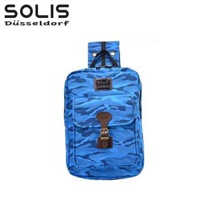 【SOLIS】City Classic平板電腦背包-戰地迷彩Camo-藍迷彩(B0902006)