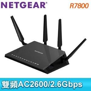 Netgear R7800 雙頻無線分享器