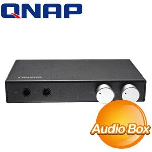 QNAP 威聯通 KAB-001 OceanKTV Audio Box
