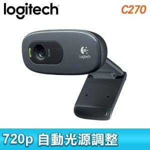 Logitech 羅技 C270 網路攝影機