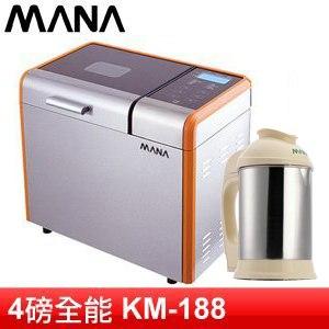 【MANA】數位全能健康養生組合(KM-188+KS-289)