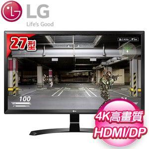 LG 樂金 27UD58-B 27型 AH-IPS 4K電競液晶螢幕
